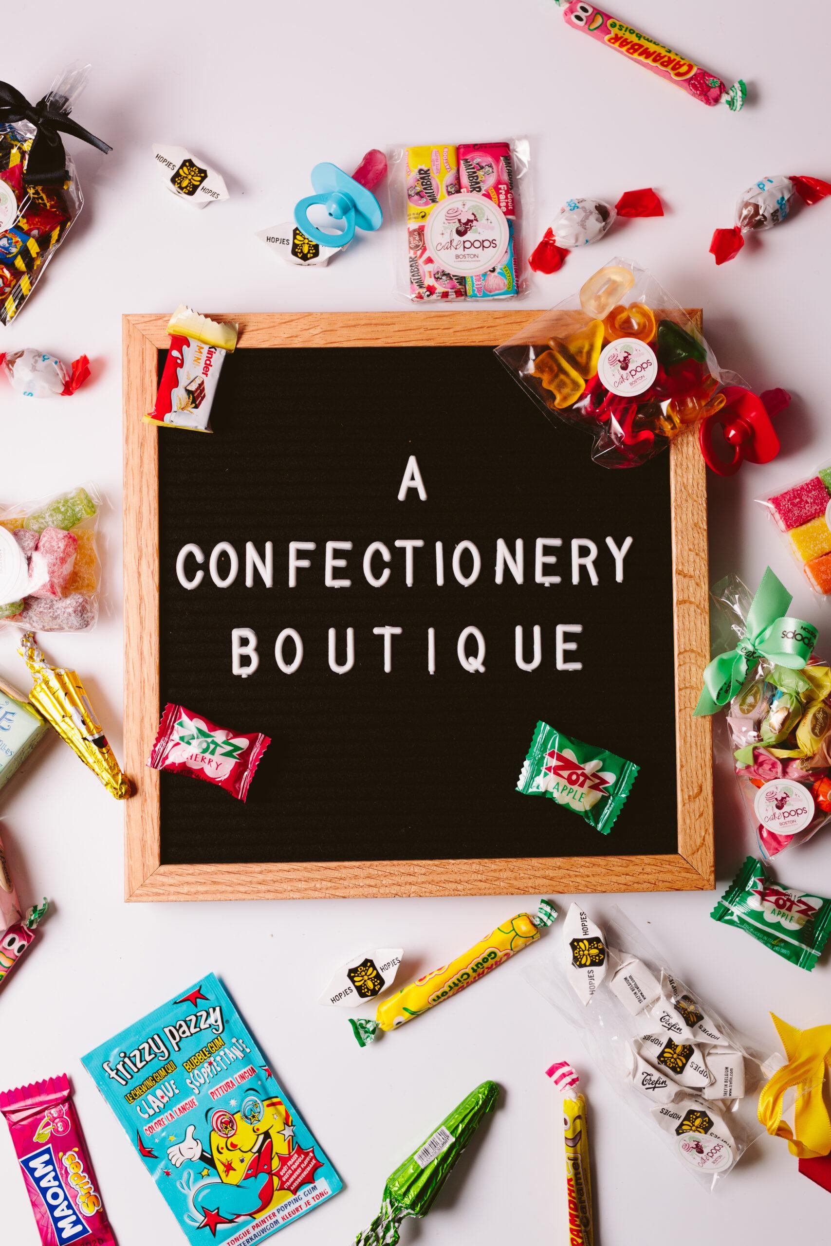 Cake Pops Boston, a confectionery boutique