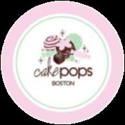 Cake Pops Boston logo
