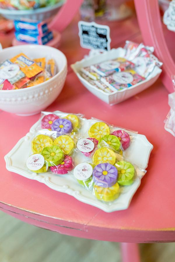 Novelty candies